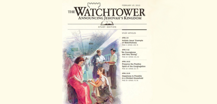 Watchtower Magazine