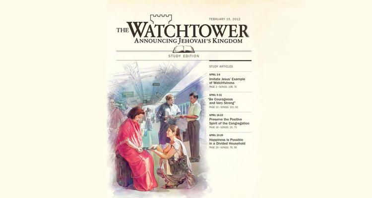 Watchtower Magazine