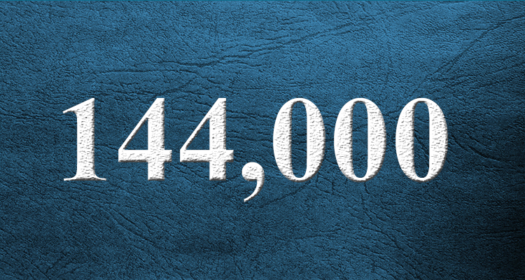 The 144,000, Who Are They?