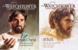 Watch Tower White Jesus