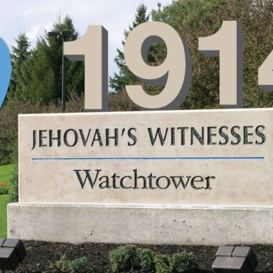 1914 and the Watchtower