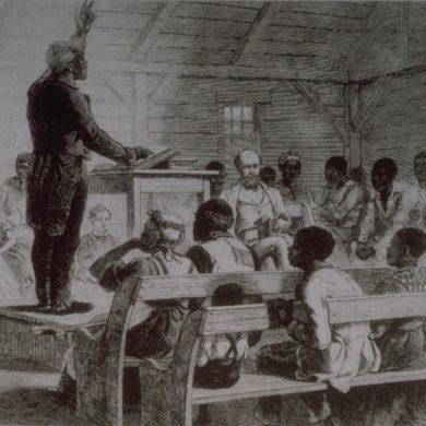 slave-preacher