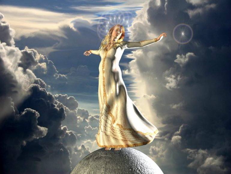 woman at revelation 12