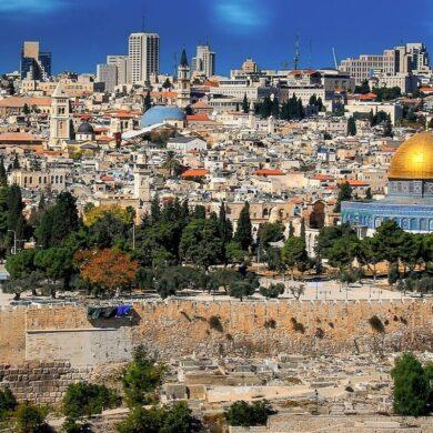 Holy Land?
